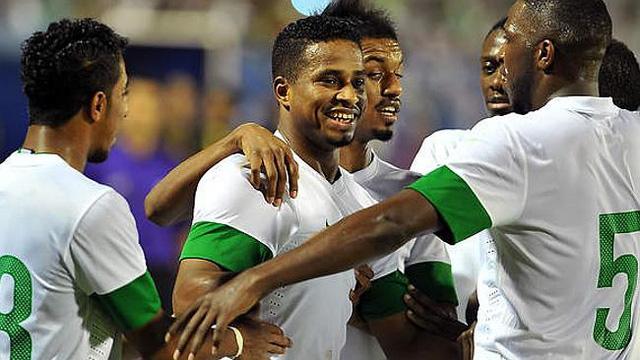 Nasser Al Shamrani được đánh giá là gương mặt đáng xem tại vòng chung kết bóng đá châu Á năm nay.