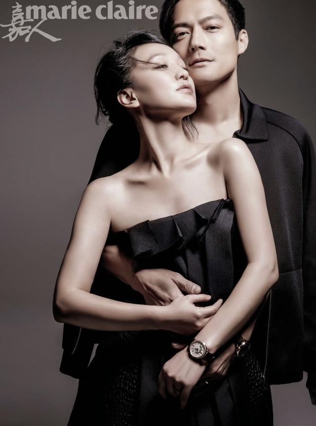 Chồng của Châu Tấn hơn cô 4 tuổi. Archie Kao là người Mỹ gốc Hoa.