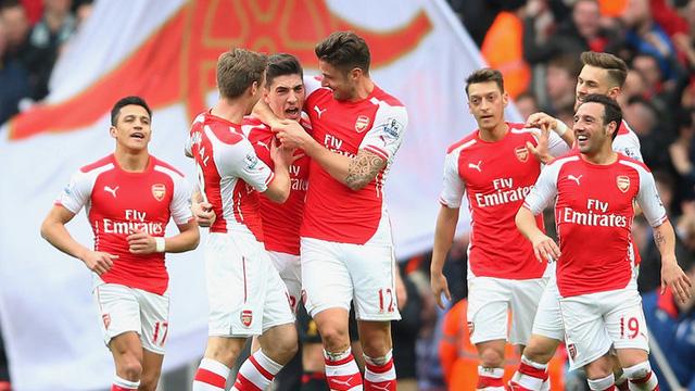 Arsenal sẽ tiếp đà thăng hoa tại vòng 18 Ngoại hạng Anh