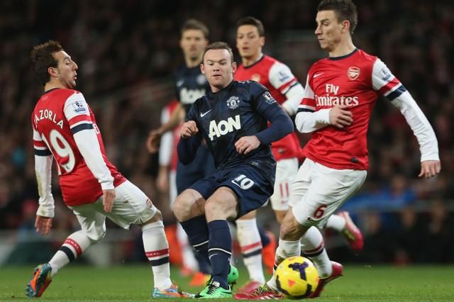 Man Utd và Arsenal sẽ có trận quyết đấu vào rạng sáng mai 10/3