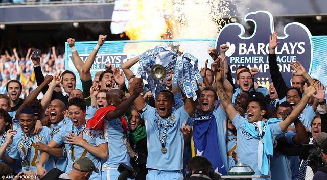Chức vô địch Ngoại hạng Anh chỉ còn là lý thuyết với Man City