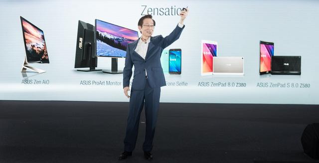 ASUS bội thu giải thưởng tại Computex 2015