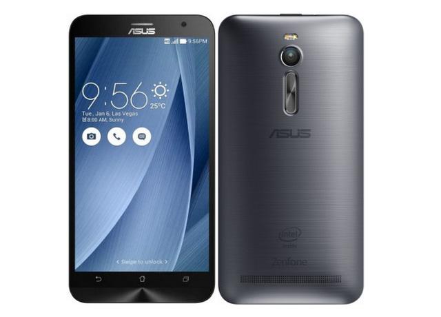 ASUS ZenFone 2, smartphone đầu tiên trên thế giới được trang bị RAM 4G