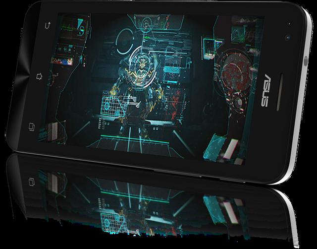 Màn hình độ nét Full HD của ASUS ZenFone C