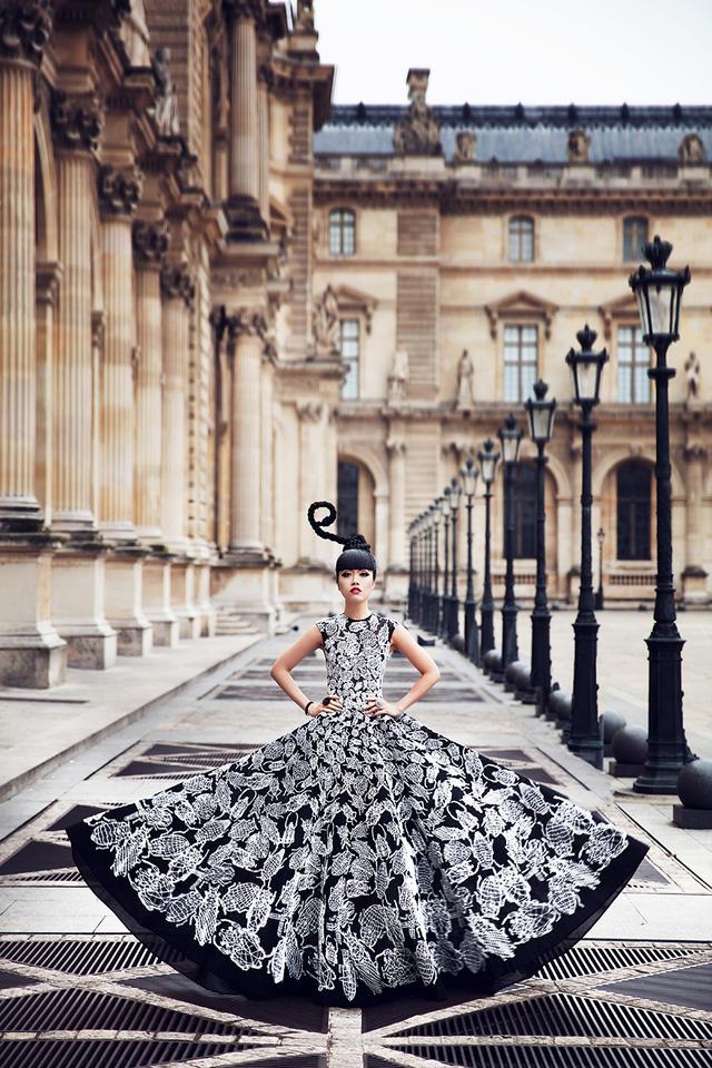 Jessica Minh Anh. (Ảnh: J Model Management)