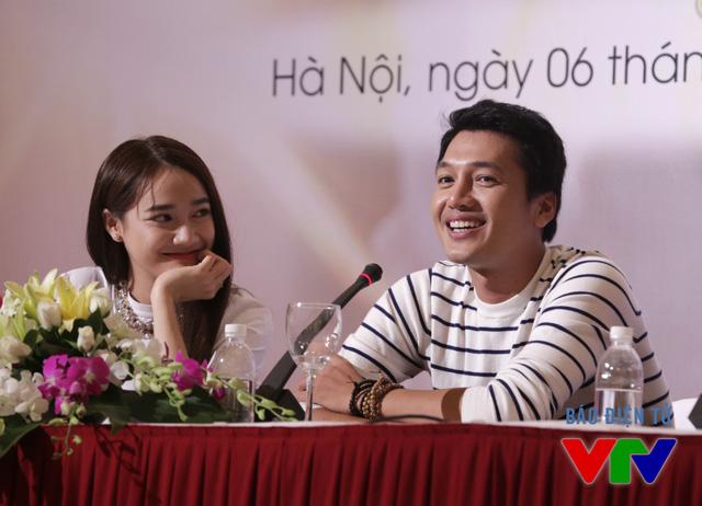 Nhã Phương sẽ đóng cùng diễn viên Quang Tuấn trong Khúc hát mặt trời.
