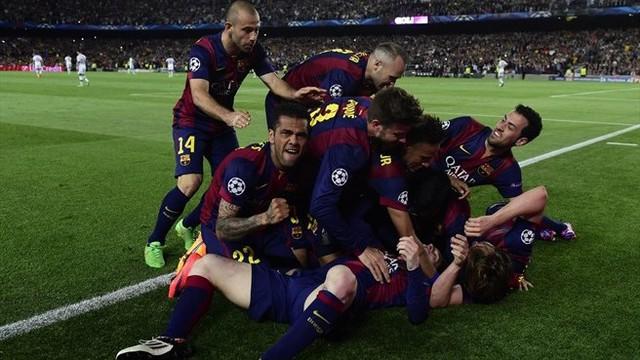 Barca đang rất sung sức với mạch 8 trận toàn thắng và 7 trận giữ sạch lưới trên mọi mặt trận.