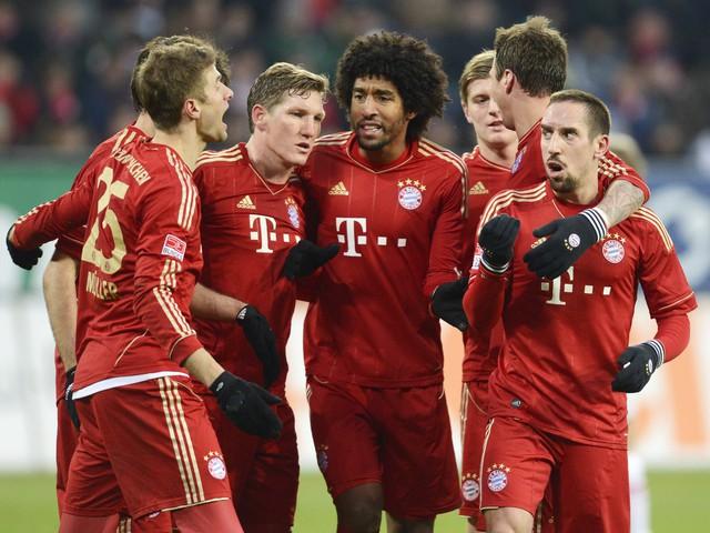 Bayern chỉ xếp thứ 3 trong số các đội bóng có hàng công sắc nhất ở 5 giải đấu hàng đầu châu lục tính đến lúc này.