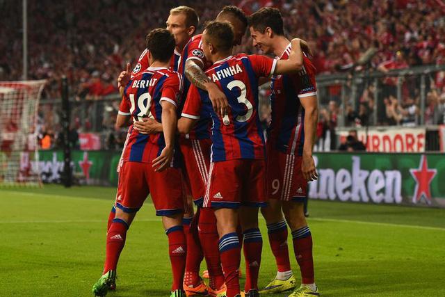 Bayern cần thể hiện tinh thần thi đấu cao để làm nên cuộc ngược dòng thế kỷ.