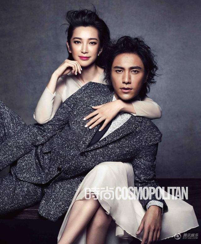 Khoác lên mình những bộ trang phục lịch lãm, hai ngôi sao hàng đầu của làng điện ảnh Trung Quốc vào vai một cặp tình nhân ngọt ngào