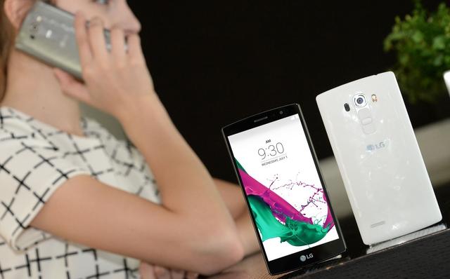 LG G4 Beat ấn tượng ở thiết kế và độ mỏng. (Ảnh: Trí Thức Trẻ)