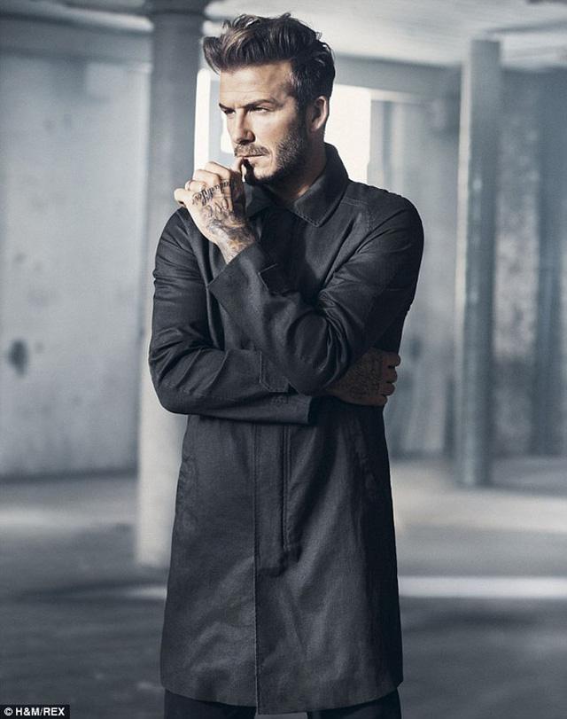 Chiếc áo khoác nam sắp ra mắt của H&M làm tôn vẻ nam tính cho các quý ông đường phố.
