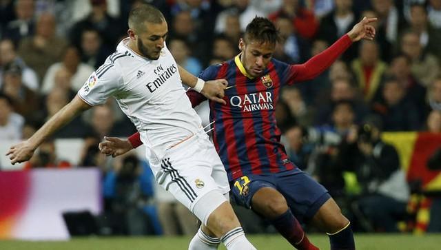 Neymar vừa trải qua mùa giải không thực sự thành công với Barcelona