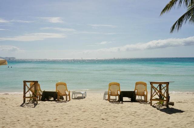Bãi biển White, Boracay, Philippines. (Nguồn: AFP)