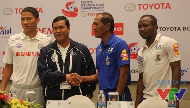 Cả Becamex Bình Dương và Boeung Ket Angkor đều khẳng định, thời tiết lạnh giá ở Hà Nội sẽ không ảnh hưởng tới lối chơi hai đội
