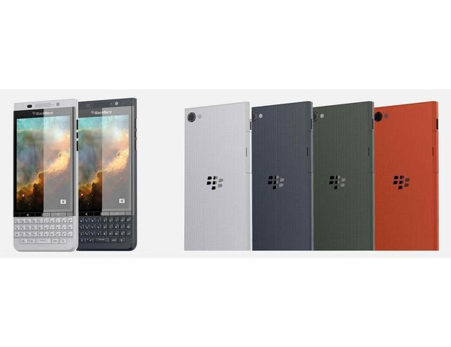 BlackBerry Vienna được trang bị màn hình cảm ứng lớn cùng bàn phím cứng QWERTY đặc trưng của BlackBerry