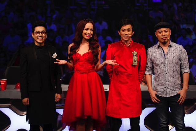 Bốn giám khảo của Vietnams Got Talent