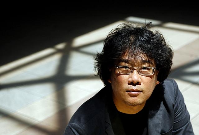 Đạo diễn Bong Joon-ho. (Ảnh: LA Times)