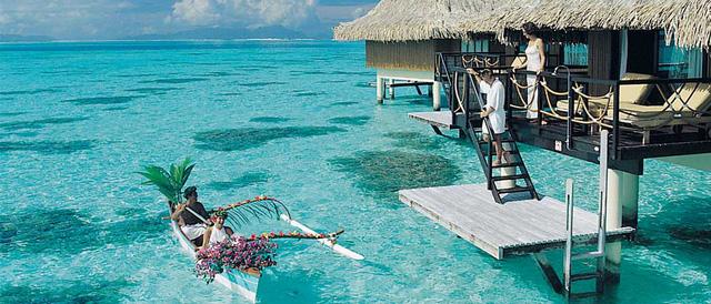 Khách du lịch được trải nghiệm một cuộc sống cực kỳ lãng mạn.