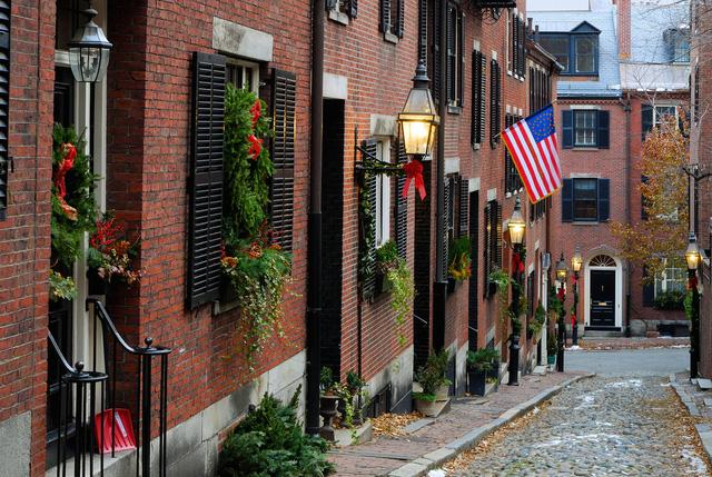 Boston, Mỹ