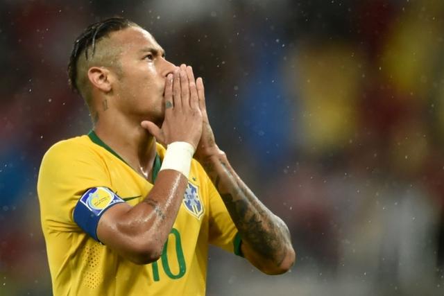 Neymar trở lại đội tuyển Brazil sau án treo giò 4 trận