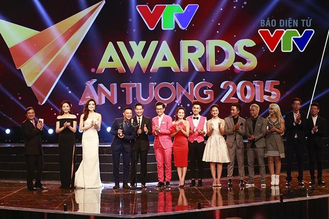 Giải thưởng Chương trình ấn tượng được cộng đồng mạng yêu thích nhất được trao cho chương trình Bữa trưa vui vẻ do Ban Thanh thiếu niên, Đài THVN thực hiện. Đây là lần thứ 2 chương trình nhận được giải thưởng tại VTV Awards.