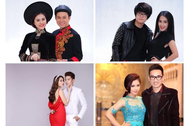 Chung kết Cặp đôi hoàn hảo 2014: Ai sẽ là quán quân?