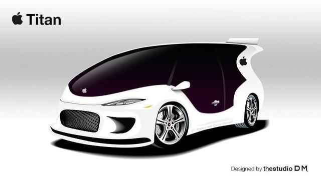 Mẫu 110 mang thiết kế giống như một chiếc mini-van của tương lai