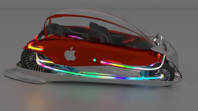 Mẫu 108 mang tên iBuggy lấy cảm hứng từ chiếc iMac