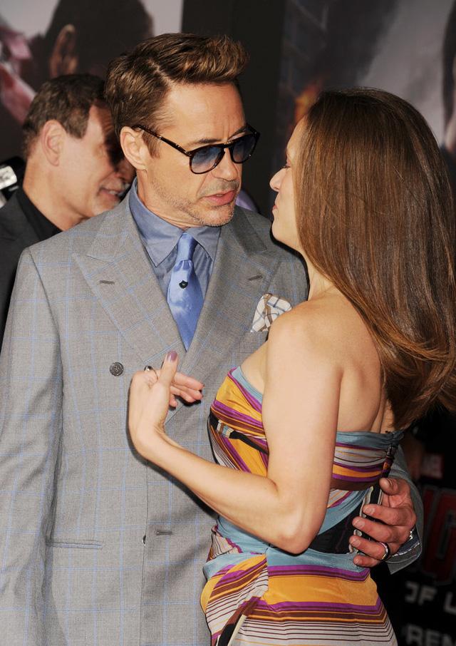 Sau khi nhận giải thưởng MTV Generation Award tại MTV Movie Awards 2015, Robert Downey Jr. đến tham dự sự kiện điện ảnh được mong chờ nhất tháng 4 này cùng người vợ Susan
