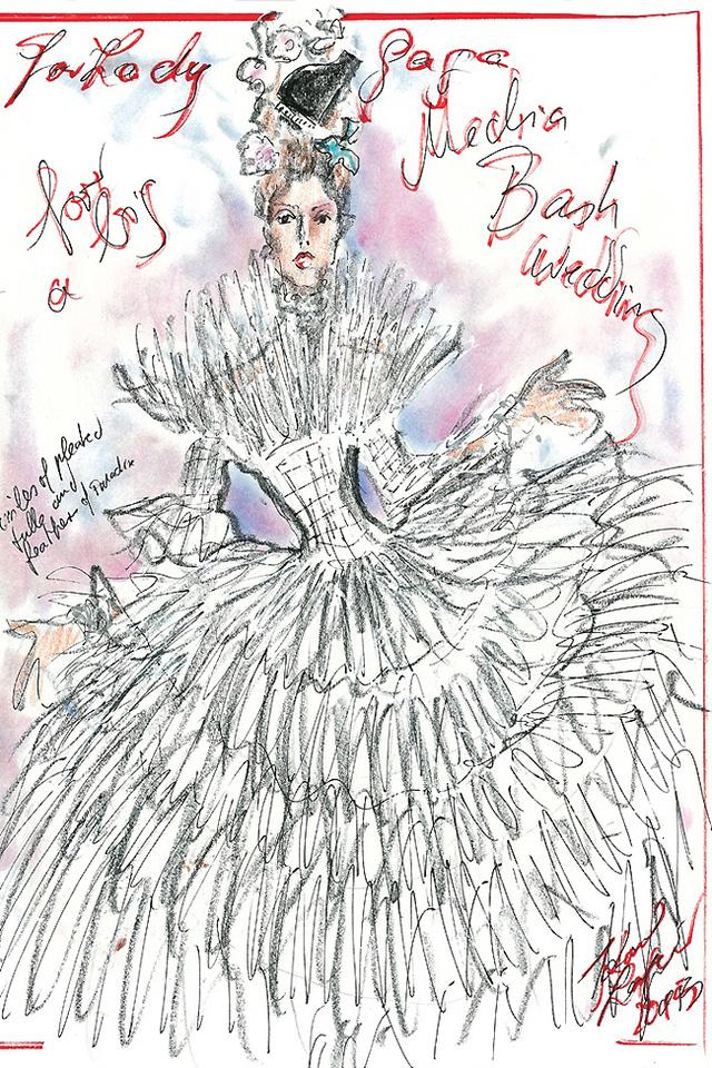 Thiết kế của Karl Lagerfeld, Chanel.