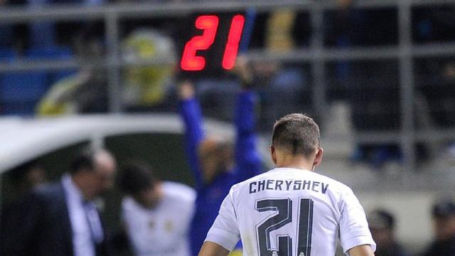 Cheryshev là ngọn nguồn của mọi rắc rối dù cầu thủ này khẳng định anh không hề hay biết về án phạt.