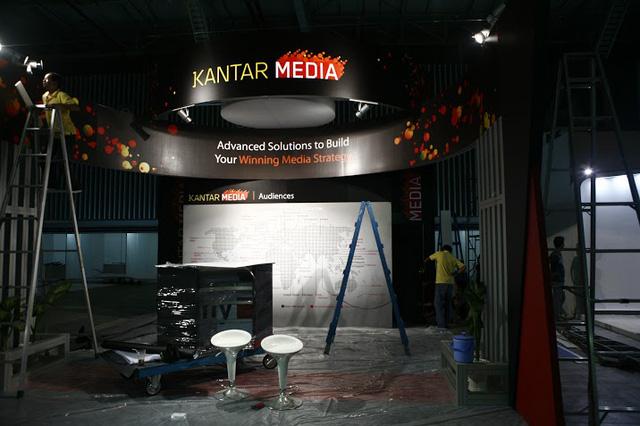 Các gian hàng của những đơn vị truyền hình quốc tế cũng sẽ là nơi cung cấp nhiều thông tin hữu ích cho khán giả tham dự.