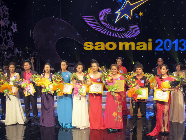 Vòng chung kết Sao mai 2013 khu vực miền Trung