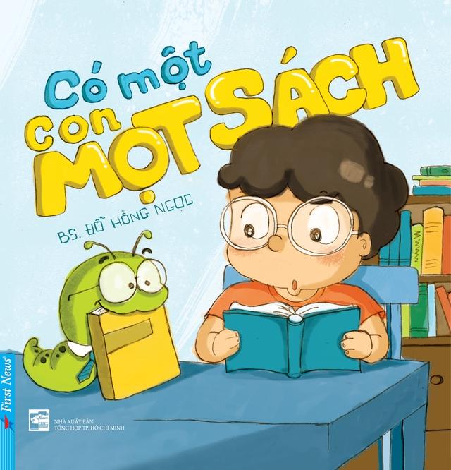 Bìa cuốn sách Có một con mọt sách