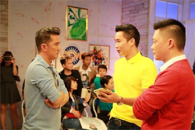 Đàm Vĩnh Hưng chia sẻ cùng bếp trưởng Hoa Thanh Tùng về chương trình
