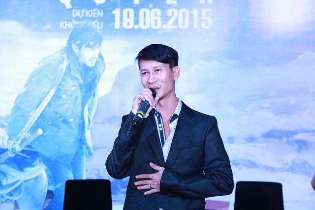 Đạo diễn Nguyễn Phan Quang Bình