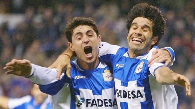 Các cầu thủ Derpotivo đã để lại dấu ấn khó phai tại đấu trường châu lục bằng chiến thắng ngược dòng ngoạn mục trước gã khổng lồ AC Milan.