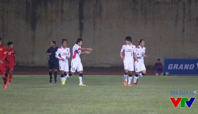 Cerezo Osaka vươn lên dẫn trước với tình huống dứt điểm nhanh.