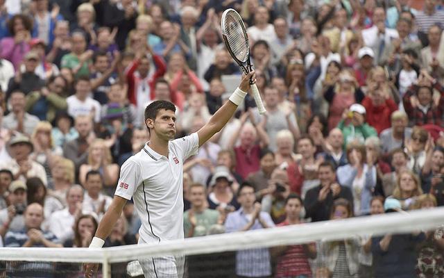 Novak Djokovc đang ở giai đoạn đỉnh cao nhất trong sự nghiệp