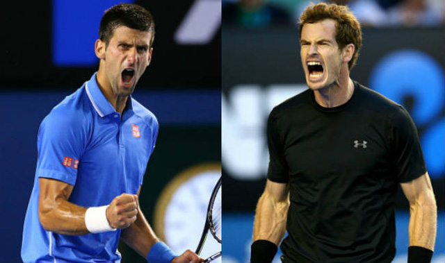 Nole có thể tái ngộ với Murray ở bán kết.