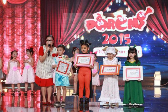 Đội Mí được trao danh hiệu Đội cá tính nhất.