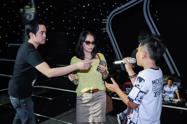 Nhạc sĩ Dương Khắc Linh cũng mời một ca sĩ nổi tiếng không kém là Thu Minh để song ca với học trò Tiến Quang. Hai cô trò sẽ hòa giọng trong ca khúc Ước mơ.