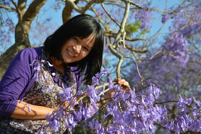 BTV Thu Thủy hiện học tập tại Australia.