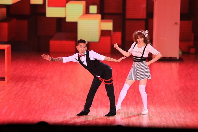 Dumbo và bạn nhảy Kristina