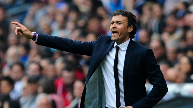 HLV Luis Enrique của Barca sẽ trở thành người thứ 4 giành Siêu cup châu Âu ở cả cương vị HLV và cầu thủ?