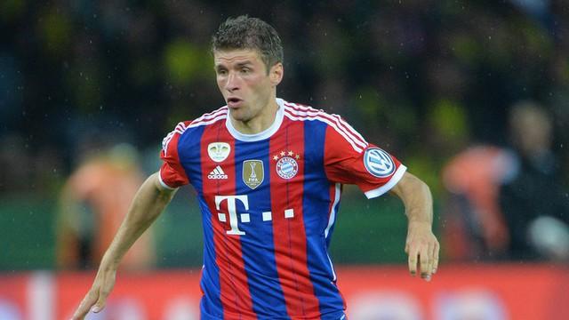 Thomas Muller còn là hình ảnh của Bayern Munich hiện tại