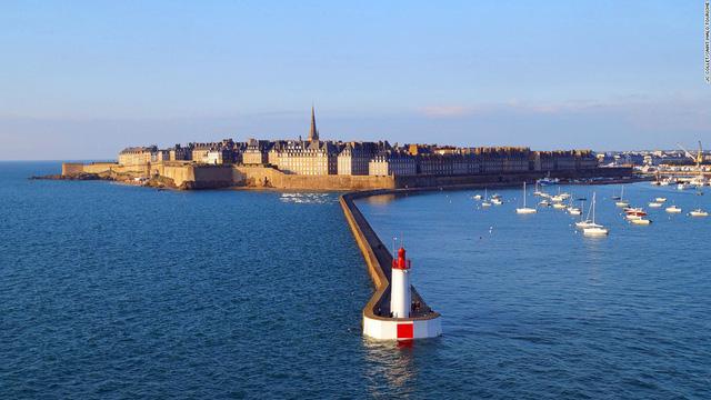 Thành phố cổ Saint-Malo
