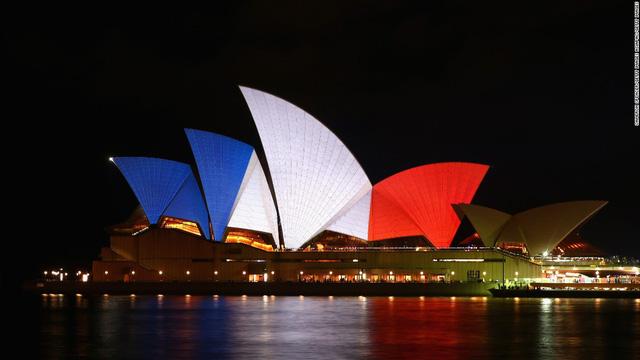 Nhà hát Opera Sydney ở Australia