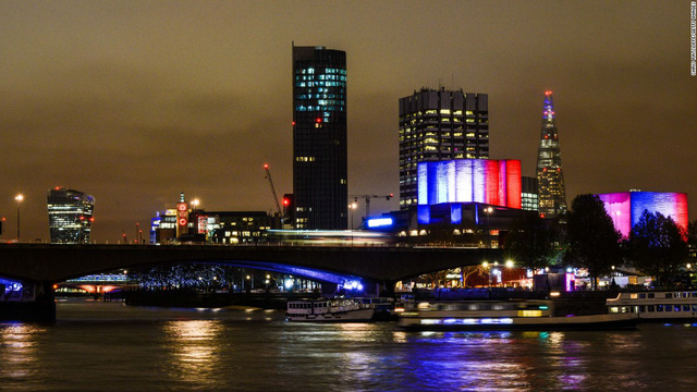 Southbank Centre ở Vương quốc Anh